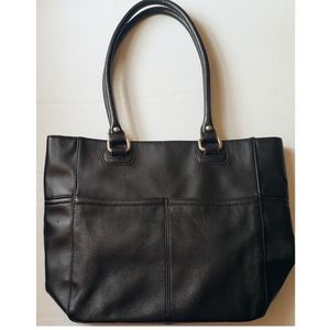 Tignanello Perfect Pockets tote black